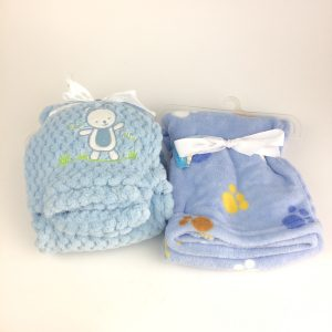Snuggly Baby Blanket Set