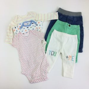 The Easy Play Set Size 3-6 Months