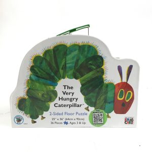 The Very Hungry Caterpillar 2-Sided Floor Puzzle