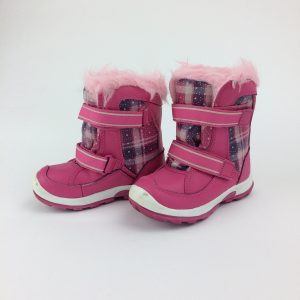 Thermolite Pink Snow Boots Size 9