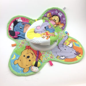 Disney Baby Spin and Explore Winnie the Pooh Gym