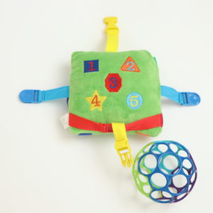 Hugo Buckle Toy