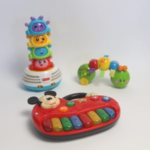 Interactive Music Toys