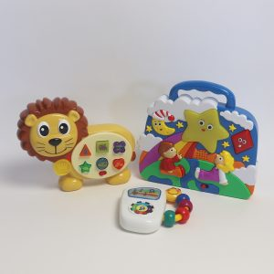 Interactive Toys for Baby