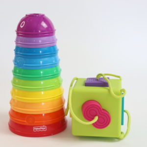 Rainbow Toy Set