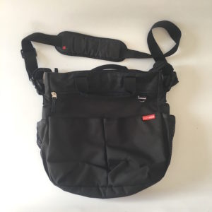 SkipHop Dup Signature Diaper Bag