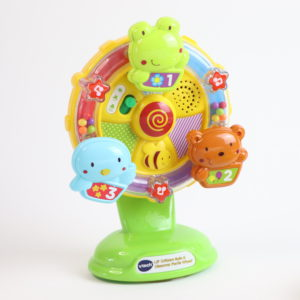Little Tikes Play and Drive Steering Wheel Interactive Toy