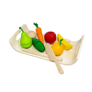 PlanToys Assorted Fruit & Vegetable Set