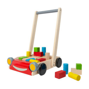 PlanToys Push and Pull Baby Walker