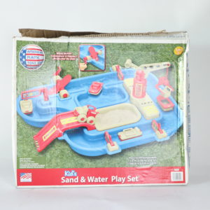 American Plastic Toys Kids Sand and Water Play Set