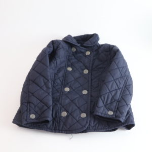 Baby Gap Quilted Jacket Size 4