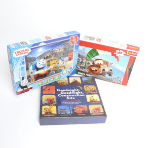 Boredom Buster Puzzle and Game Set