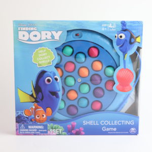 Finding Dory Shell Collecting Game