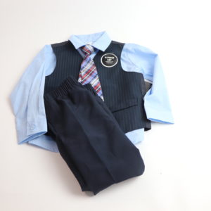 George 4-Pc. Special Occasion Outfit Size 3T