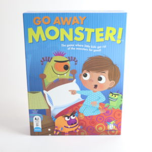 Go Away Monster Game