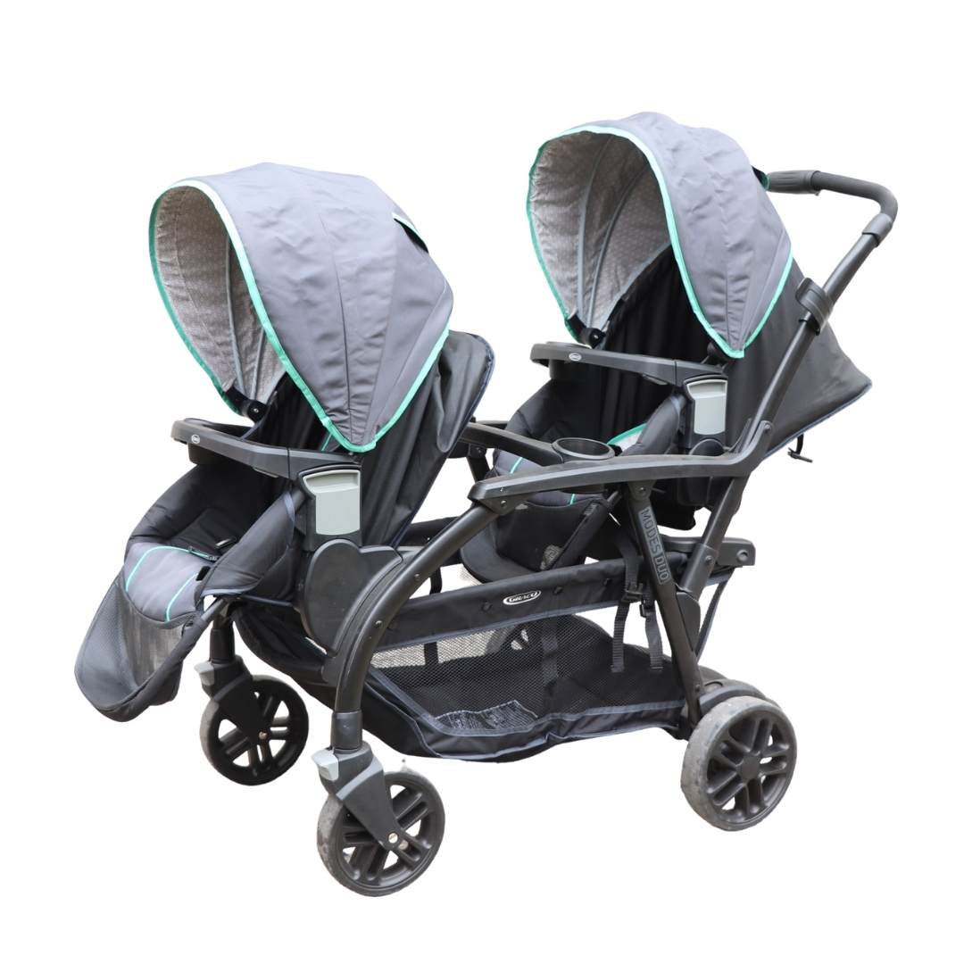 Graco Modes Duo Double Tandem Stroller 0