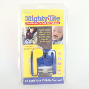 Sunshine Kids Mighty Tite Car Seat Belt Tightener