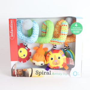 Infantino Infant Spiral Activity Toy