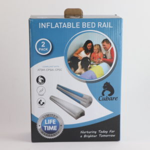 Inflatable Bed Rail Set