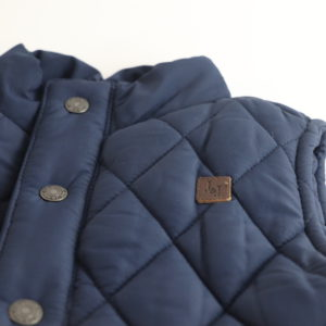Janie and Jack Puffer Vest Size 18-24M