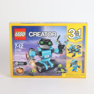 Lego Creator 3-in-1 Robo Explorer Set