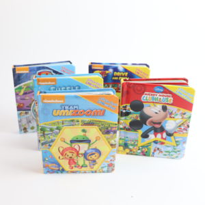 Little First Look and Find Book Set