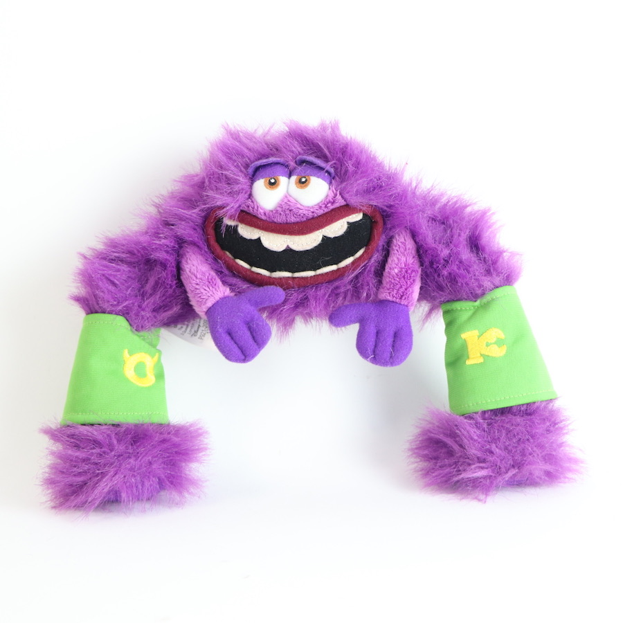 Monsters University Art Plush Toycycle Baby Consignment Store Buy Sell Toys And Baby Gear