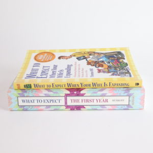 New Parent Book Set