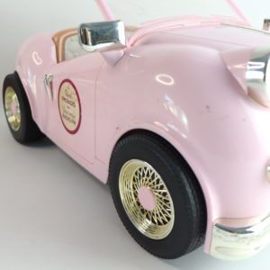 Our Generation Pink Convertible