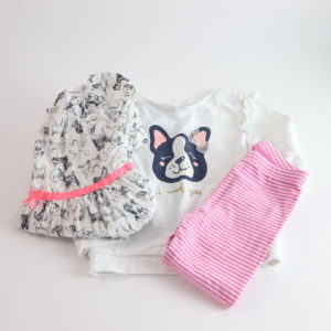 The Puppy Playmate Set Size 24M
