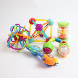 The Rattle Play Set