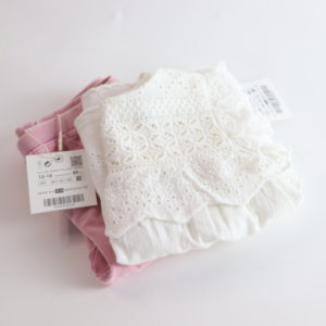 Zara Outfit Size 12-18M