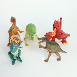 Dragons and Dinos Play Set