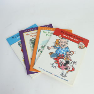 Mr. Putter and Tabby Early Reader Set