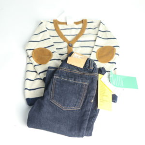 New-With-Tags H&M Set Size 6-9M