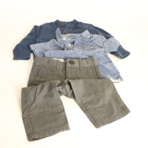 3-Piece Baby Gap Outfit Size 12-18M