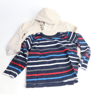Osh Kosh Sweatshirt and Baby Gap Tee Size 4T