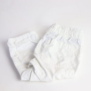 Baby Gap White Pants Size 12-18M