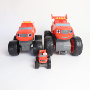 Blaze and the Monster Machines Super Play Set