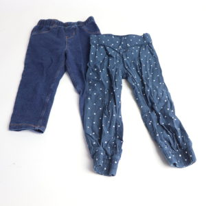 Grow-With-Me Pant Set Size 18M-2T