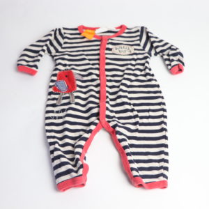 Pure Patch Organic One-Piece Size 3-6M