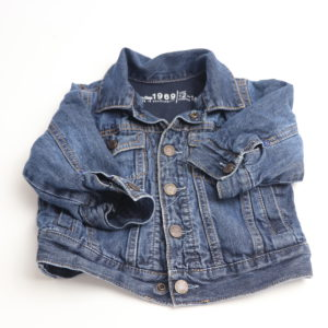 Baby Gap 1969 Denim Jacket Size 12-18M
