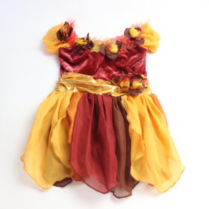 Harvest Fairy Costume 3T