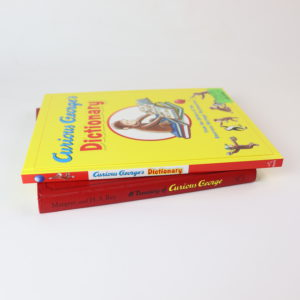 Curious George Treasury and Dictionary