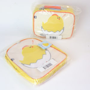 Beatrix New York Kiki the Chick Backpack and Lunchbox