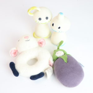 Sustainable Infant Toy Set
