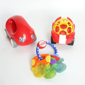 Let's Zoom Toy Bundle