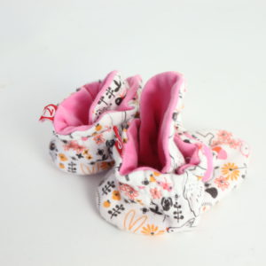 Zutano Soft Booties Size 12M