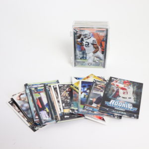 Topps Football and Baseball Trading Cards