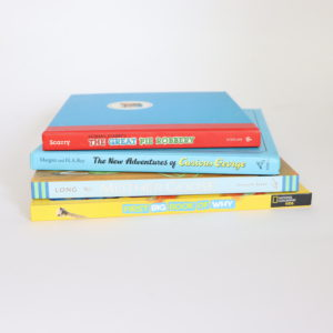 Hardcover Book Set